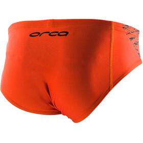 ORCA Core Briefs Men, high vis orange